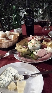 Primeiro jantar em Buenos Aires - Emanuel & Renata - Viva o Vinho