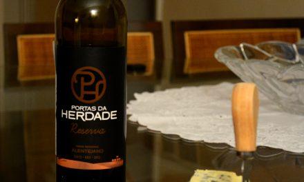 Portas da Herdade Reserva 2012<br>Vinho Regional Alentejano: Review
