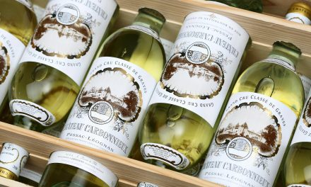 Um branco de muita personalidade<br>Château Carbonnieux Vin Blanc