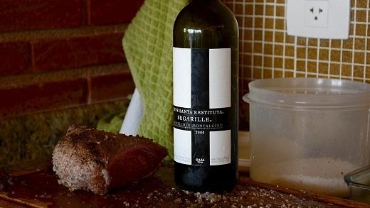 Brunello di Montalcino Sugarille 2000 Pieve Santa Restituta / Gaja