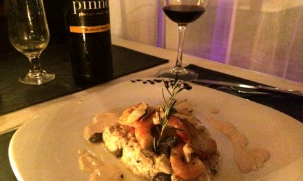 Pinno Graham Beck Pinotage 2012: Review