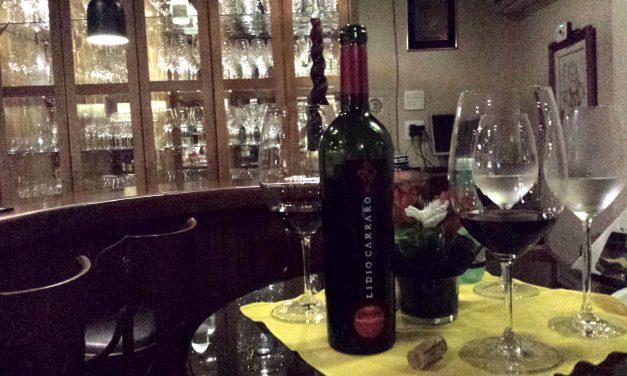 Wine Bar na Prestíssimo – Lidio Carraro Grande Vindima Quorum 2006