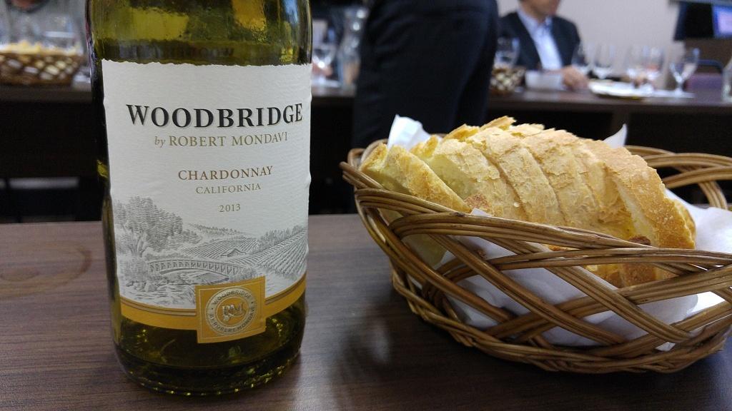SBAV - Woodbridge - Chardonnay 2013