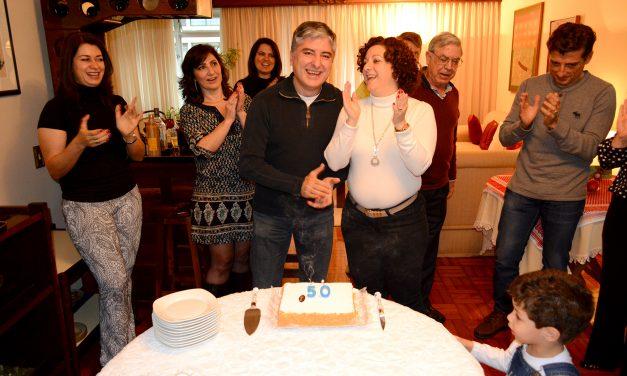 Os 50 anos do Emanuel