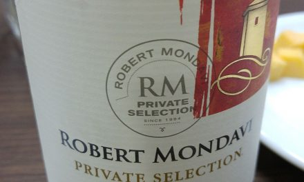 Robert Mondavi Private Selection Pinot Noir 2012: Review