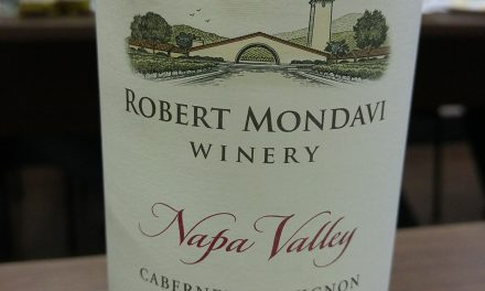 Robert Mondavi Napa Valley Cabernet Sauvignon 2010: Review