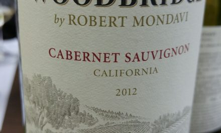 Woodbridge Cabernet Sauvignon 2012: Review
