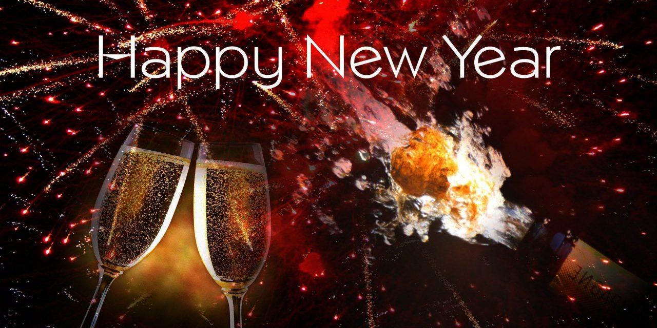 Feliz Ano Novo aos amigos do Viva o Vinho