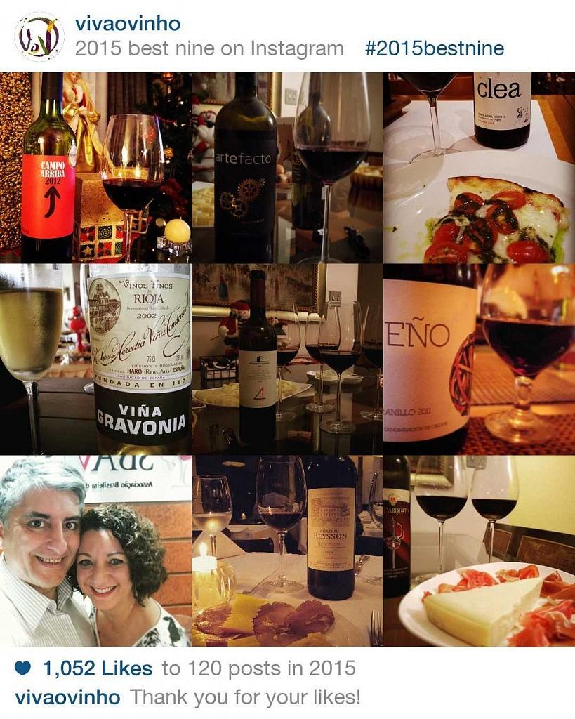 Viva o Vinho #thebestnines
