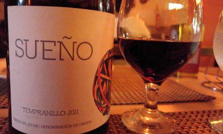 Sueño Tempranillo 2011: Review