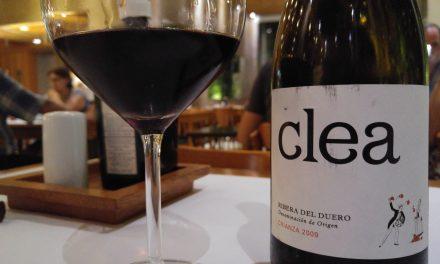 Clea Crianza 2009: Review