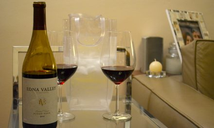 Edna Valley Pinot Noir 2013: Review