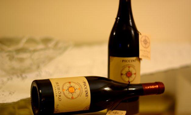 Piccini Memoro Italia: um país inteiro em uma garrafa