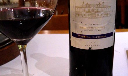 Quinta do Casal Branco Touriga Nacional 2010: Review