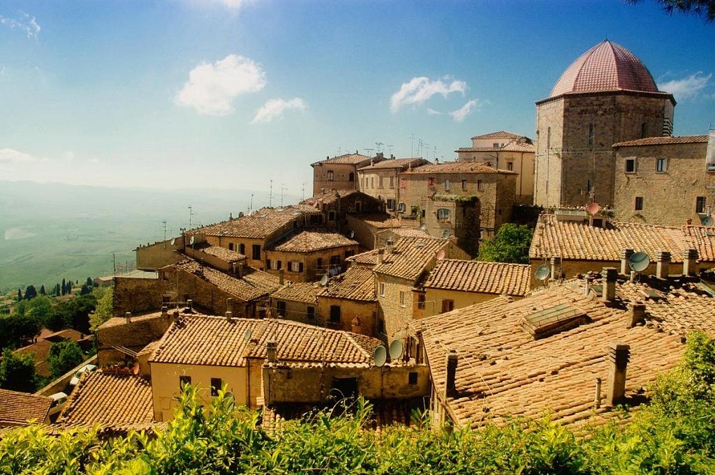 Vilas na Toscana