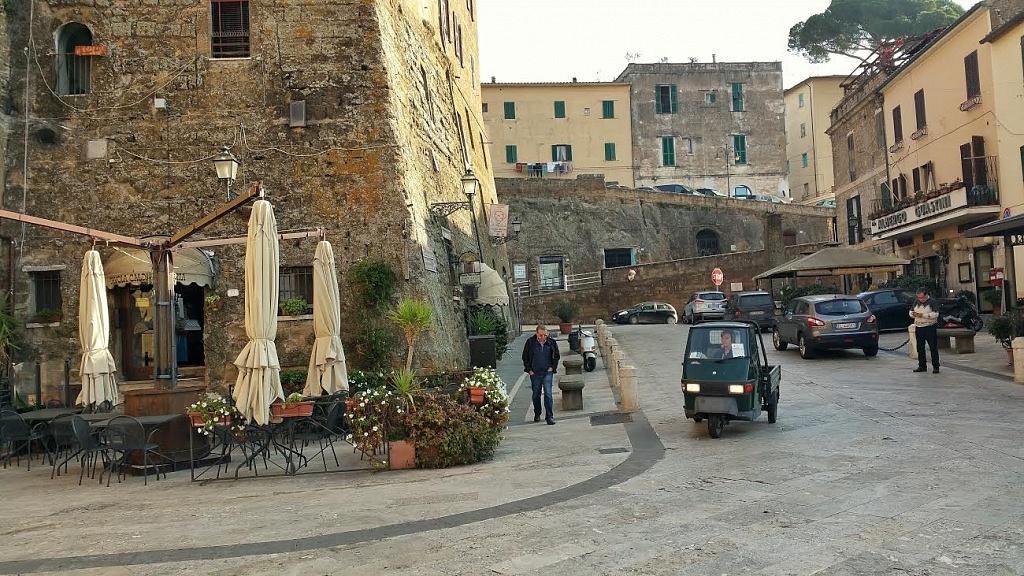 Vila na Toscana