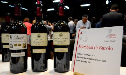 Top Italian Wines Road Show – A Itália em grande estilo