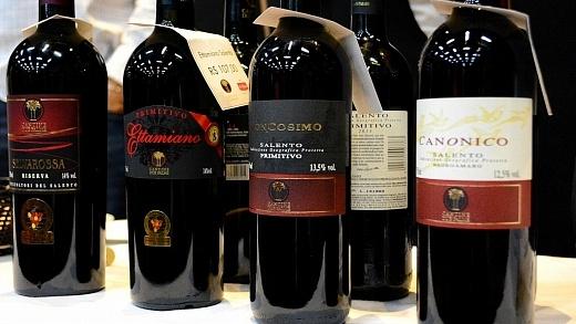 Salice Salentino Rosso Selvarossa 2011, Ettamiano 2011 e Don Cosimo 2013