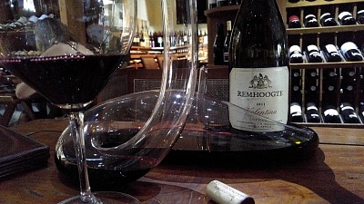 Remhoogte Estate Wine Valentino Syrah 2011