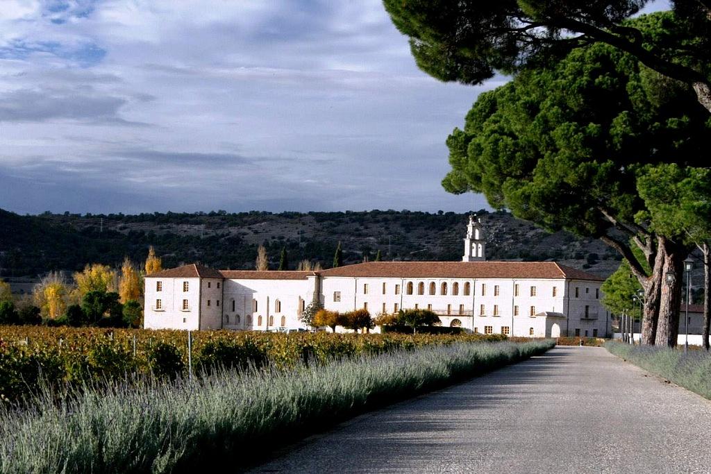 Vinícola em Ribera del Duero, Espanha