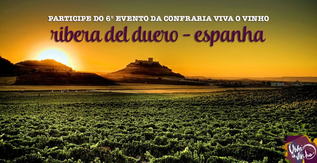 6º Evento Confraria Viva o Vinho - Ribera del Duero, Espanha