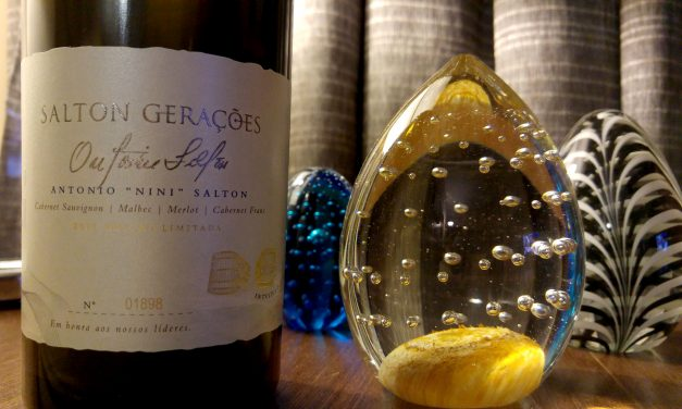 """Salton Gerações Antonio """"Nini"""" Salton 2011 – Um vinho com nome e sobrenome"""