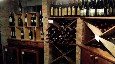 Wine bar em Berlim