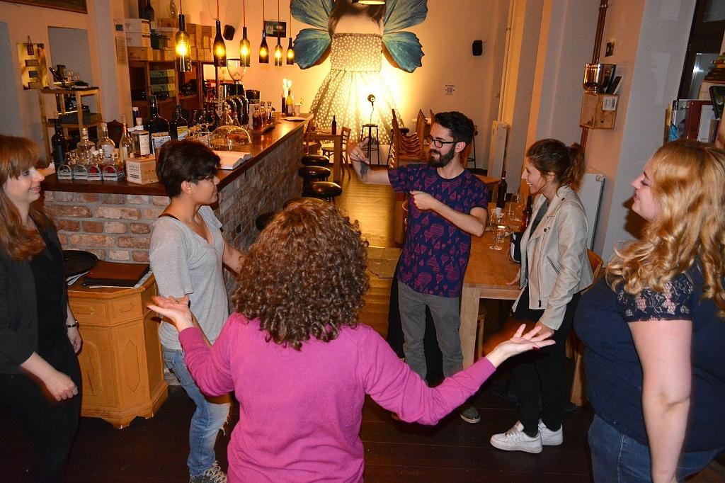 Dançando no Facciola