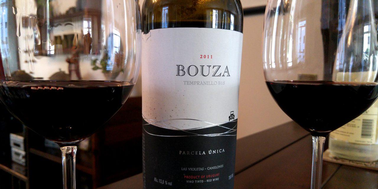 Bouza Tempranillo B15 Parcela Única 2011: Review