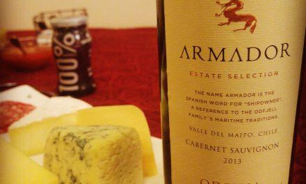 Armador Estate Selection Cabernet Sauvignon 2013 Odfjell: Review
