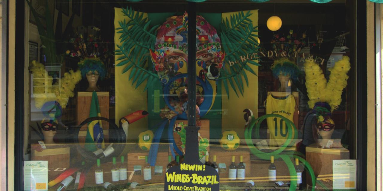 Vinho brasileiro ganha vitrines no Reino Unido durante Olimpíadas