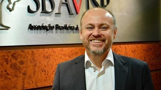 Gilberto Medeiros, presidente da SBAV