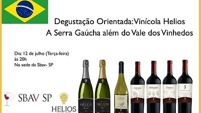 SBAV - Degustação Vinícola Helios