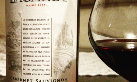 Lagarde Cabernet Sauvignon 2010: Review
