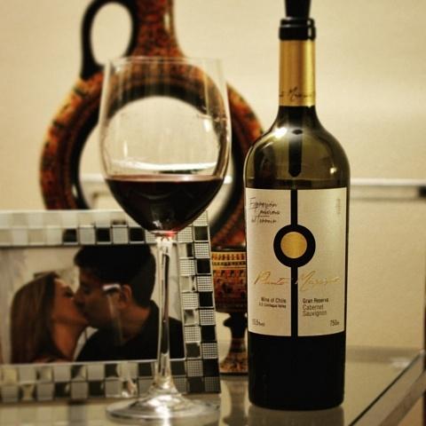 Punto Máximo Gran Reserva Cabernet Sauvignon 2013 - Viva o Vinho