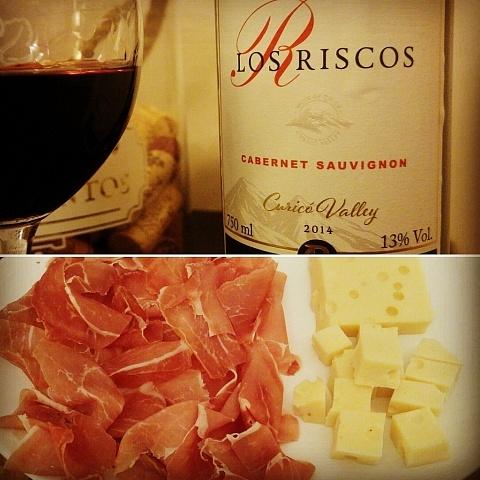 Los Riscos Cabernet Sauvignon 2014 - viva o vinho
