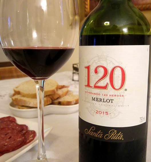 120 Merlot