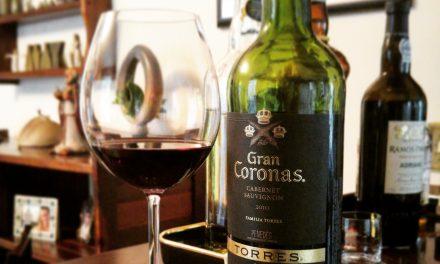 Gran Coronas Cabernet Sauvignon 2010: Review