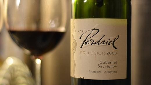 Finca Perdriel Colección 2008 Cabernet Sauvignon - Confraria Viva o Vinho