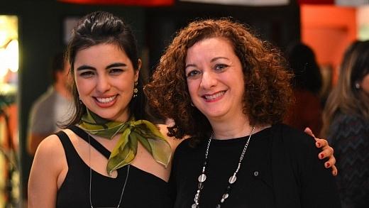 Mikaela Paim e Renata Pacheco Tavares - Enobrasil - Viva o Vinho