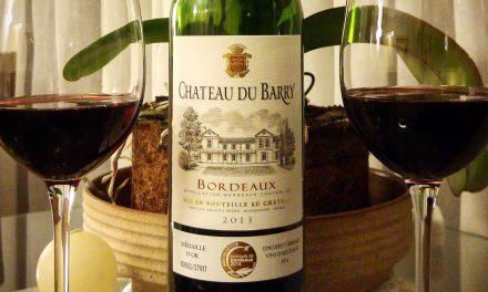 Château du Barry AOC 2012: Review