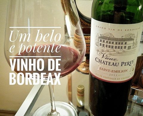 Vieux Château Perey 2011 - Confraria Viva o Vinho