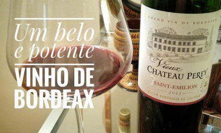 Vieux Château Perey 2011: Review