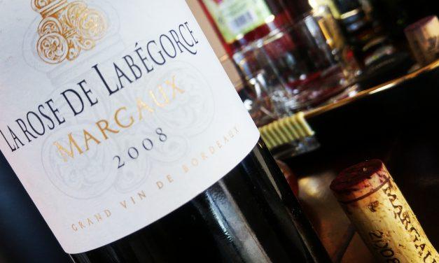 La Rose de Labérgoce 2008: Review