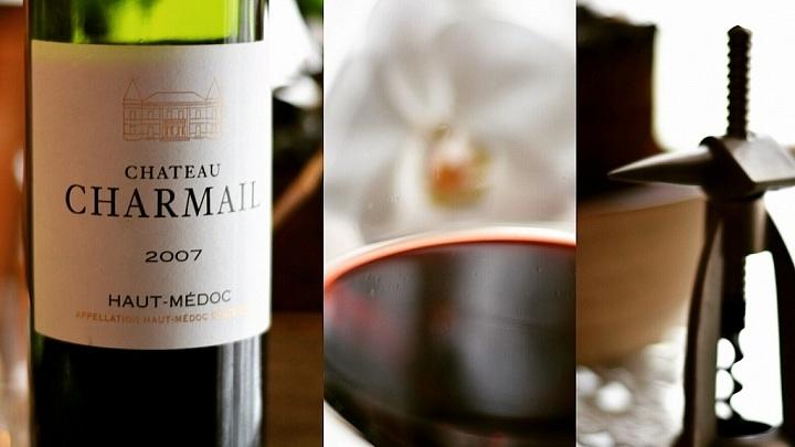 Château Charmail Cru Bourgeois Haut-Médoc 2007 - Viva o Vinho