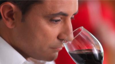 Emmanuel Riffaud, enólogo da vinícola Baron Phillippe Rothschild