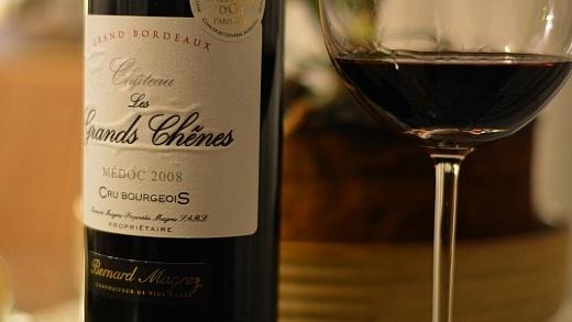 Château Les Grand Chênes Médoc 2008 Cru Bourgeois - Viva o Vinho