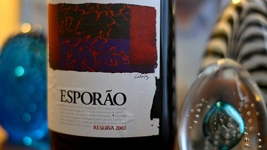 Herdade do Esporão Reserva 2002 - Viva o Vinho