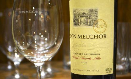 Don Melchor 2012 – Uma nova safra de um ícone