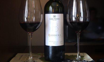 Casa Perini Barbera 2014: Review